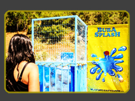Buba splash Tinaja